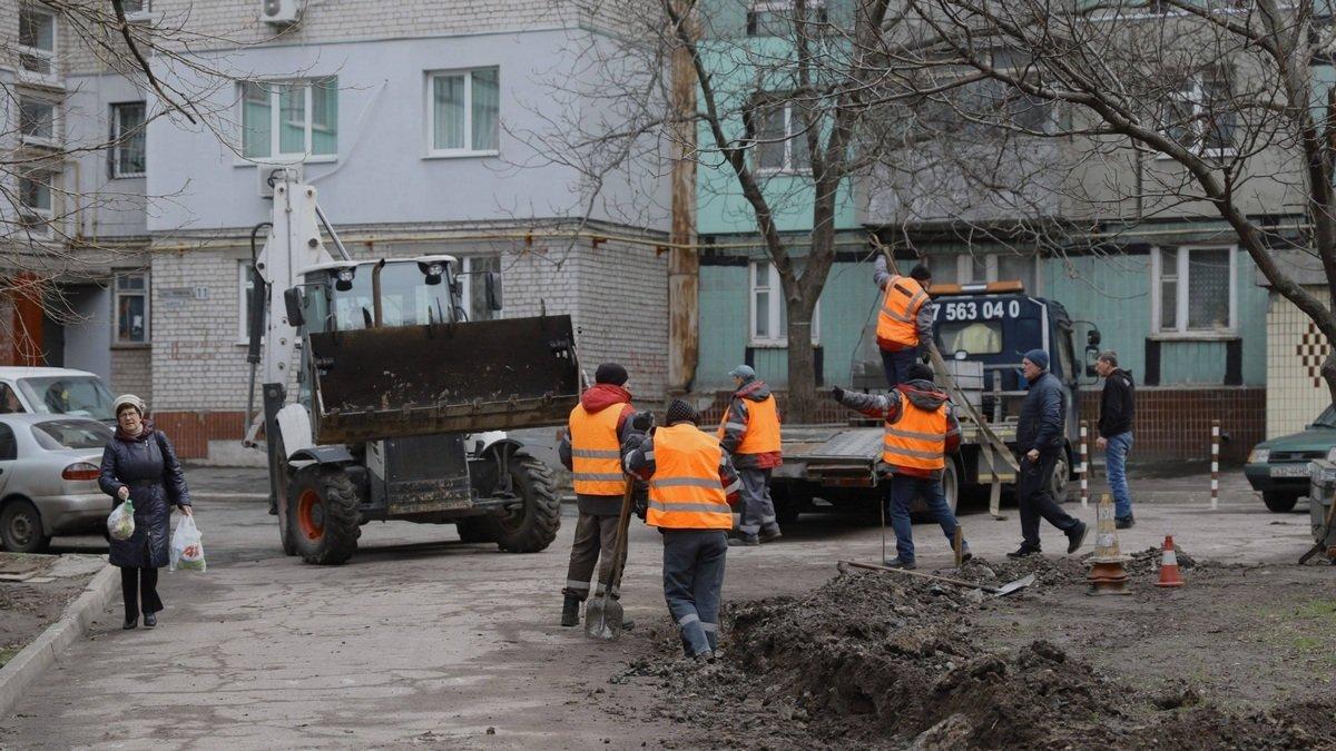 В Днепре возьмутся за капитальный ремонт дорог и тротуаров: узнай адреса, фото-1