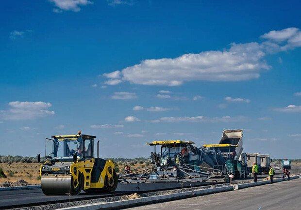 Строительство современного автобана Днепр-Киев завершат уже в этом году, фото-1