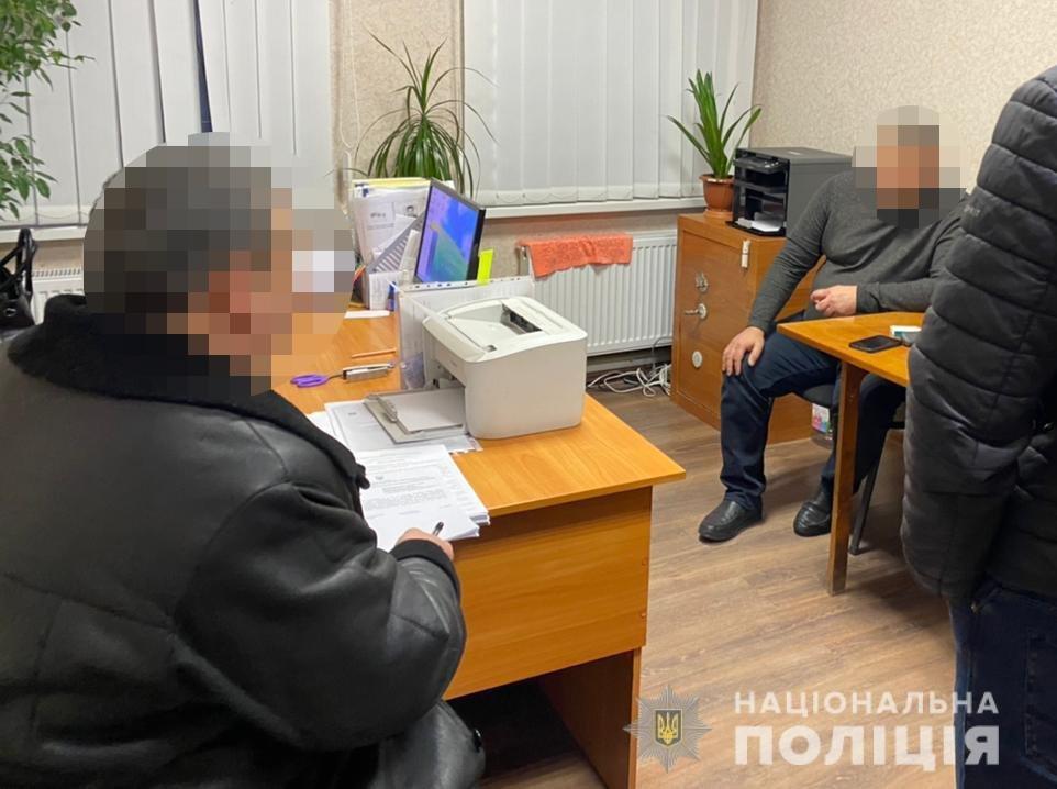 В Днепропетровской области главы ОТГ и архитектор попались на крупной взятке, фото-2