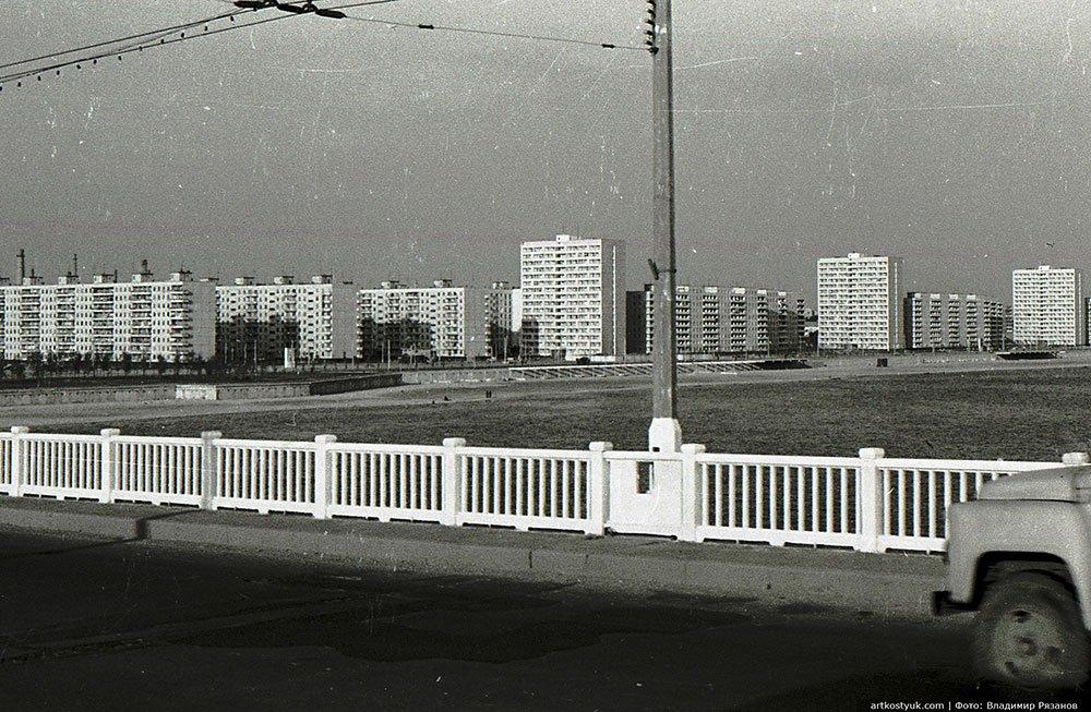 """Легенды жилмассивов Днепра: первые 16-этажки и несостоявшийся """"Лазурный"""" район, фото-4"""