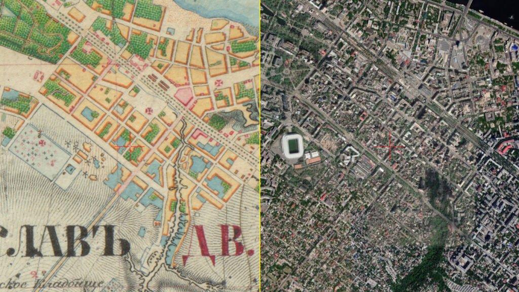 Из Санкт-Петербургского архива в Днепр попали засекреченные военные карты, фото-13