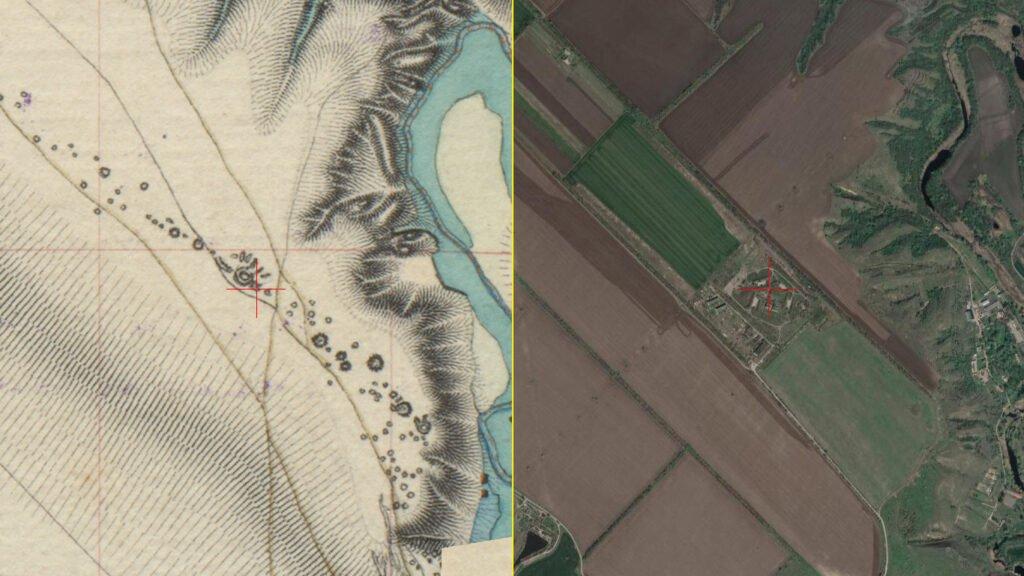 Из Санкт-Петербургского архива в Днепр попали засекреченные военные карты, фото-4