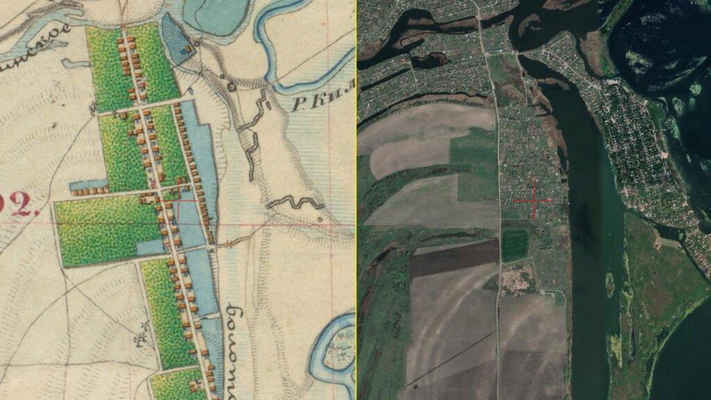 Из Санкт-Петербургского архива в Днепр попали засекреченные военные карты, фото-8