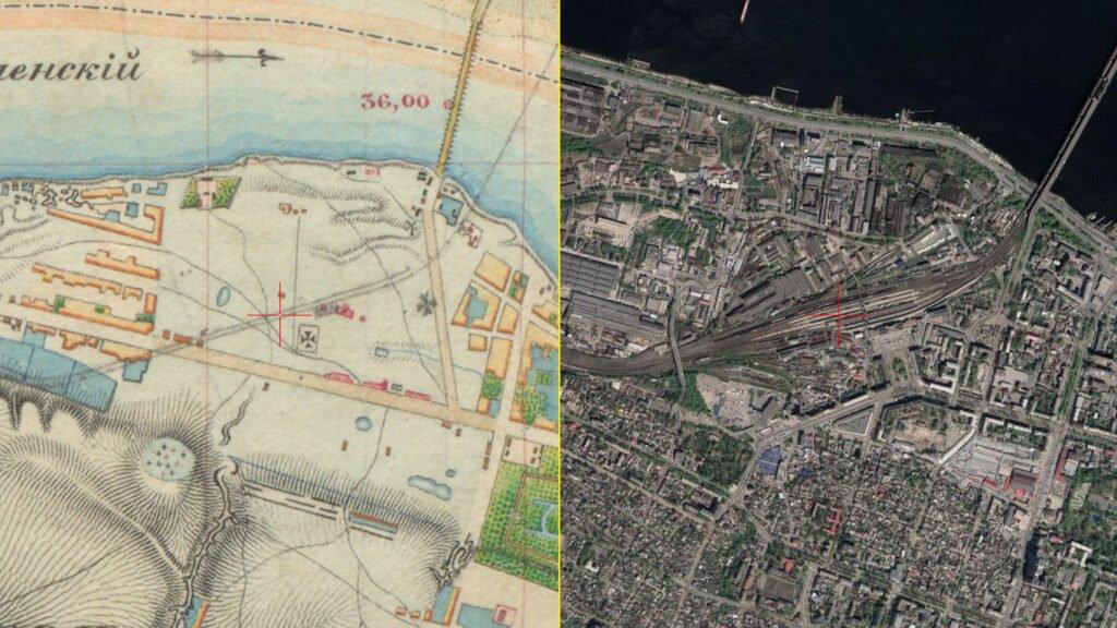 Из Санкт-Петербургского архива в Днепр попали засекреченные военные карты, фото-11