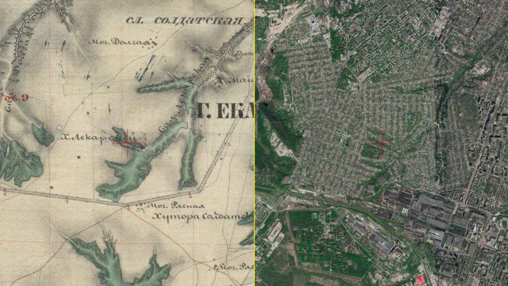 Из Санкт-Петербургского архива в Днепр попали засекреченные военные карты, фото-12