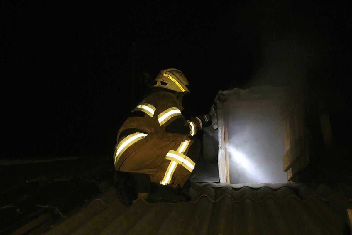 В центре Днепра на пожаре погибла женщина: подробности, фото-1