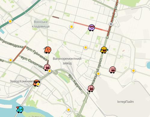Пробки в Днепре: какие улицы сейчас стоят, фото-3