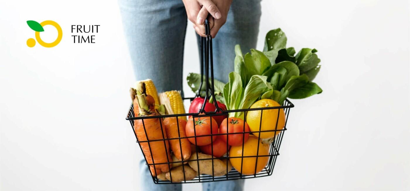 Fruit Time: доставка продуктов на дом, фото-1