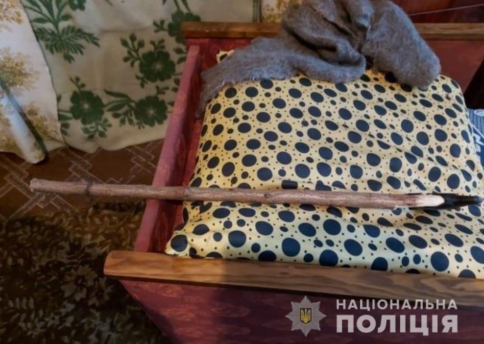 Под Днепром неблагодарный сын избил до смерти свою мать, фото-1