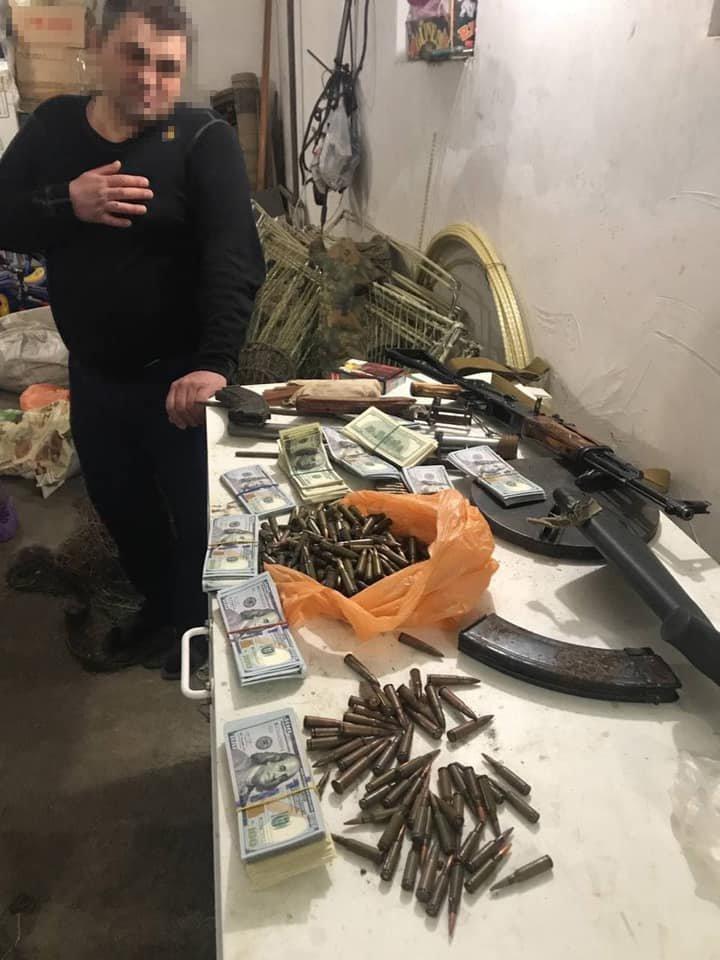 """Под Днепром 250 полицейских провели спецоперацию: поймали """"смотрящего"""" и банду вымогателей, фото-4"""