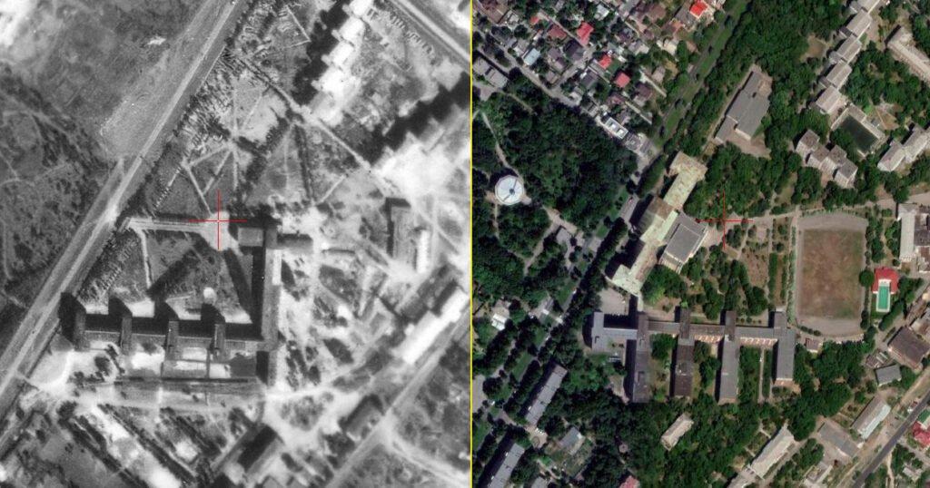 Наследие нацистов: как Днепр возрождался после разрушений, фото-3