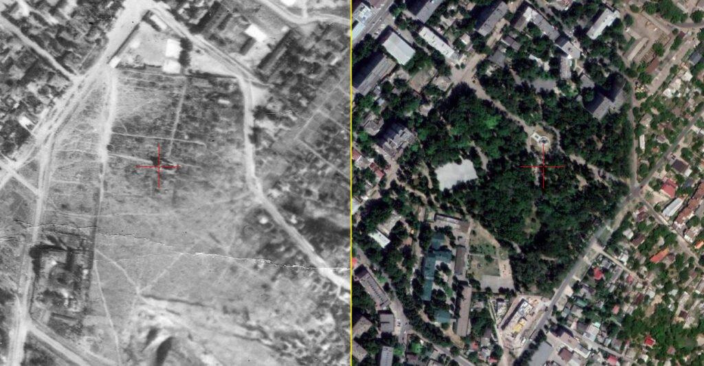 Наследие нацистов: как Днепр возрождался после разрушений, фото-6