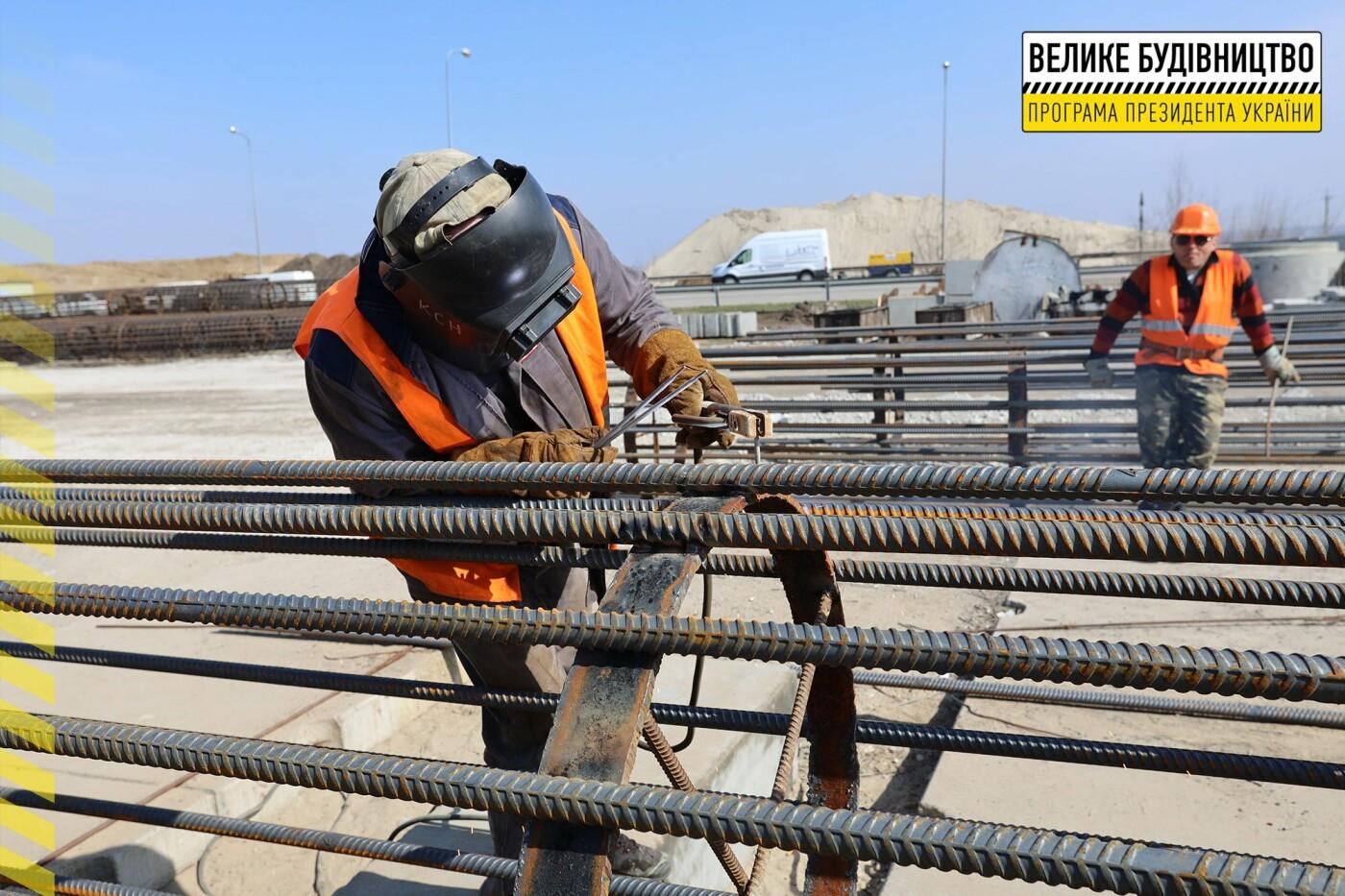 Работа кипит: как продвигается строительство объездной Днепра, - ФОТО, фото-1