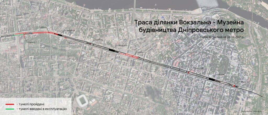 Новые взрывы и проходка тоннелей: что сейчас происходит в метро Днепра, фото-4