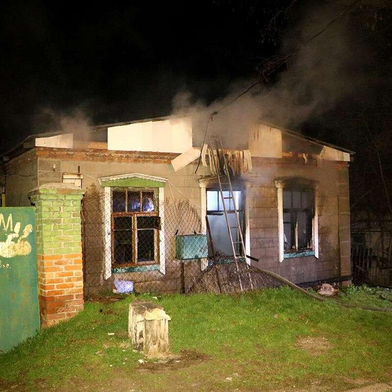 В Днепре на пожаре погибли два человека: подробности, фото-1