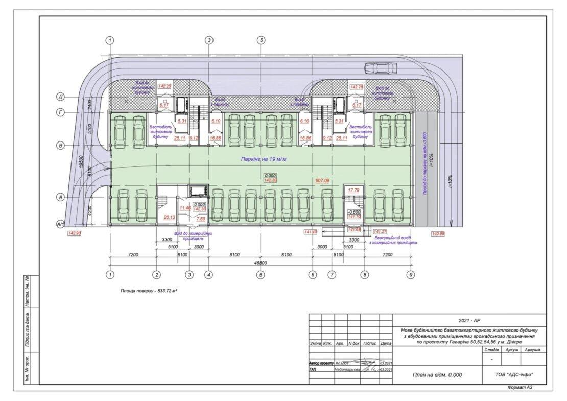 В Днепре на Гагарина построят новый жилкомплекс: подробности, фото-3
