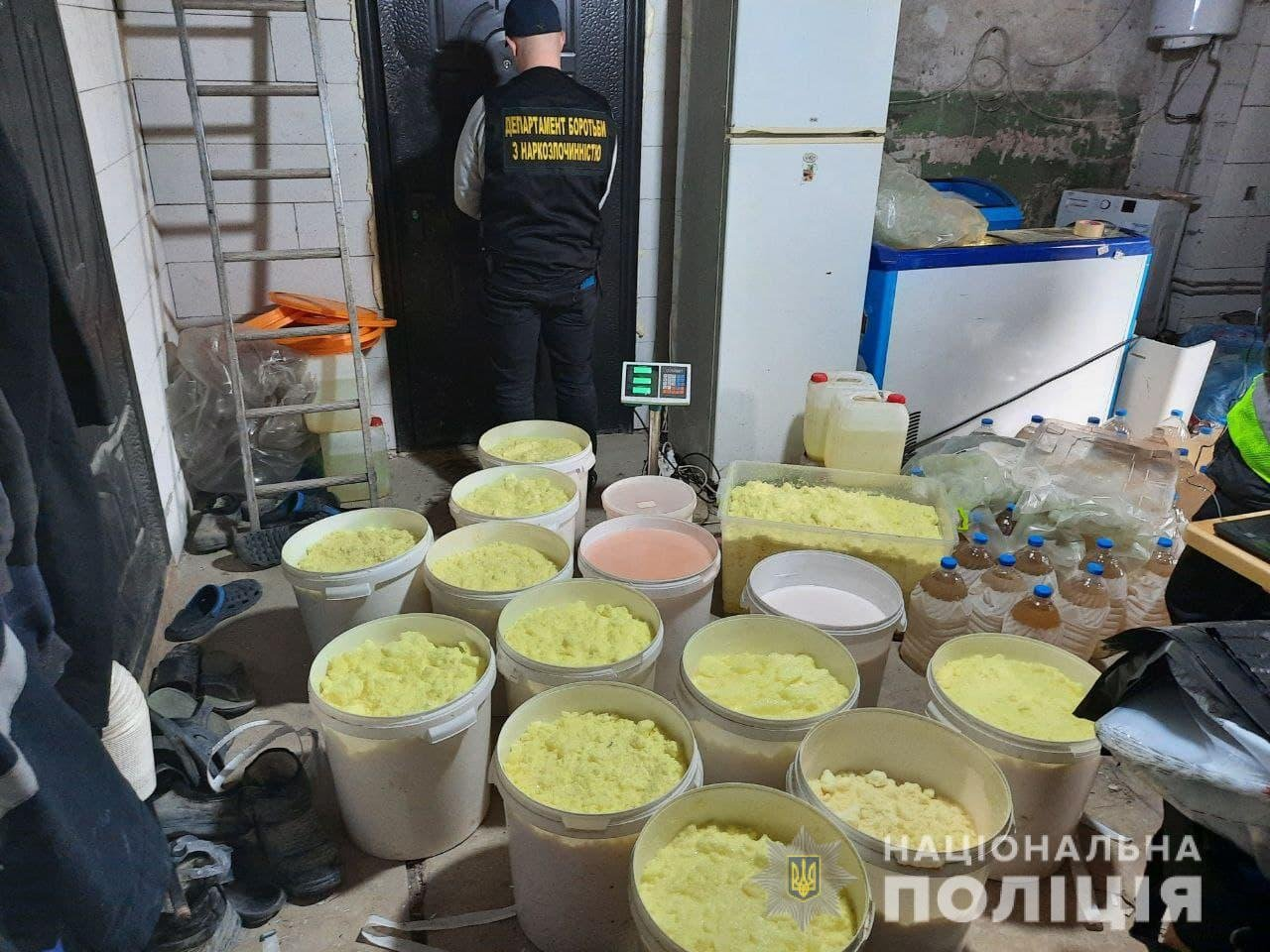 """В Днепре """"накрыли"""" огромный завод с крупнейшей партией наркотиков в истории Украины, фото-2"""