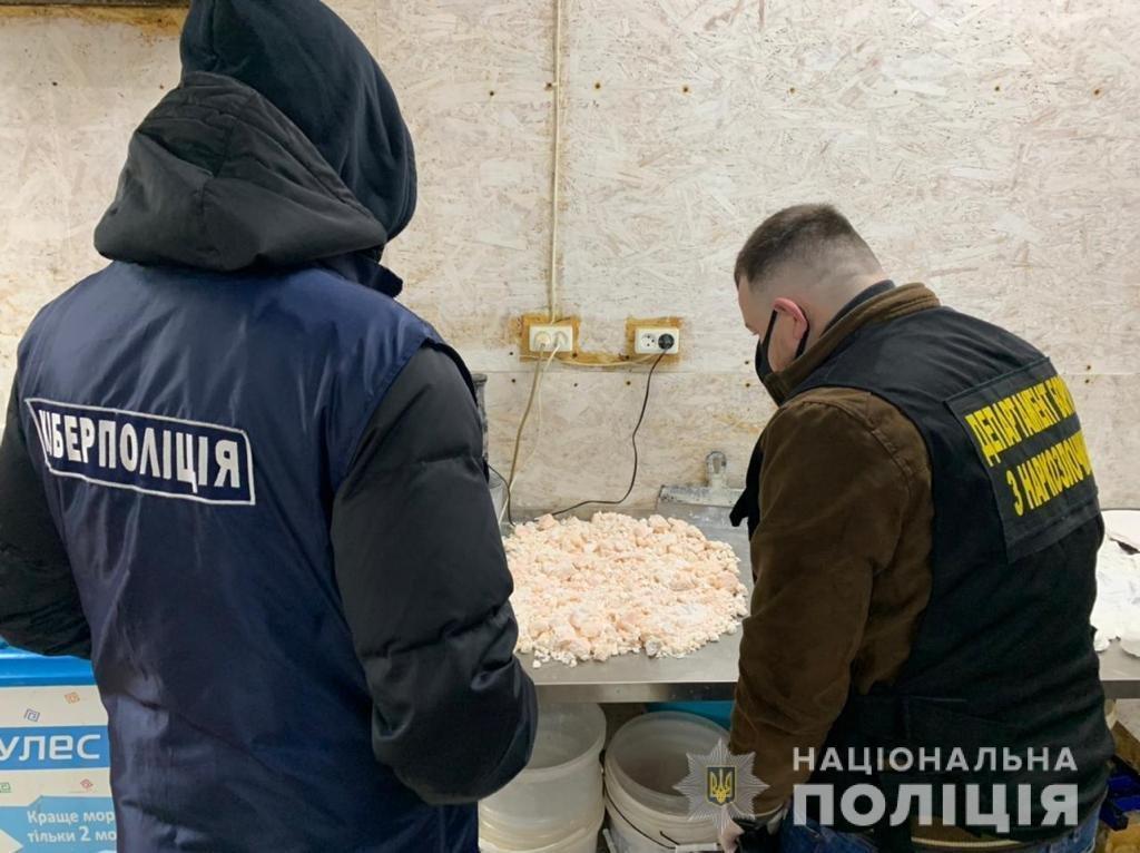 """В Днепре """"накрыли"""" огромный завод с крупнейшей партией наркотиков в истории Украины, фото-5"""