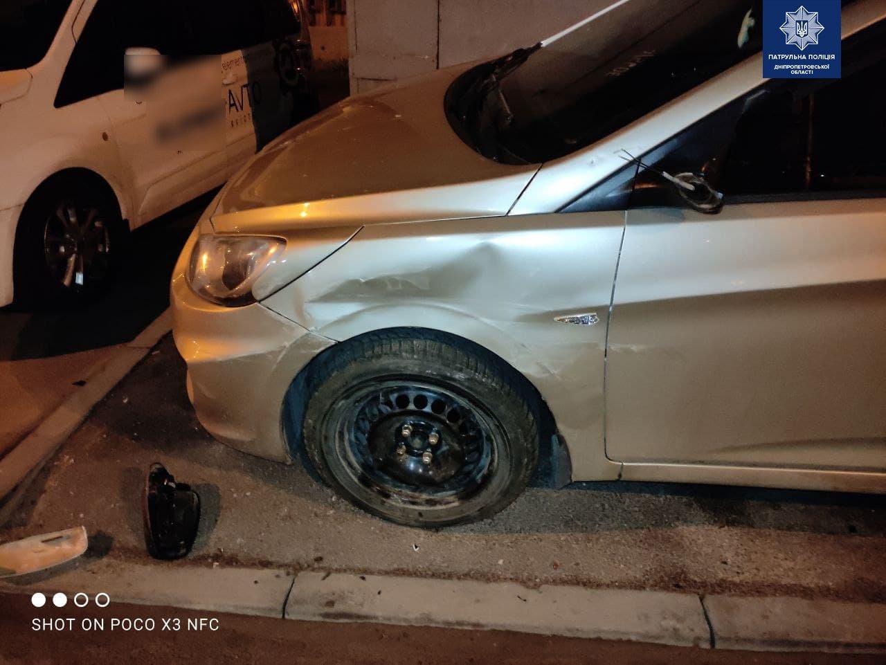 Побег с места ДТП и опасная езда: в Днепре попались еще двое пьяных водителей, фото-2