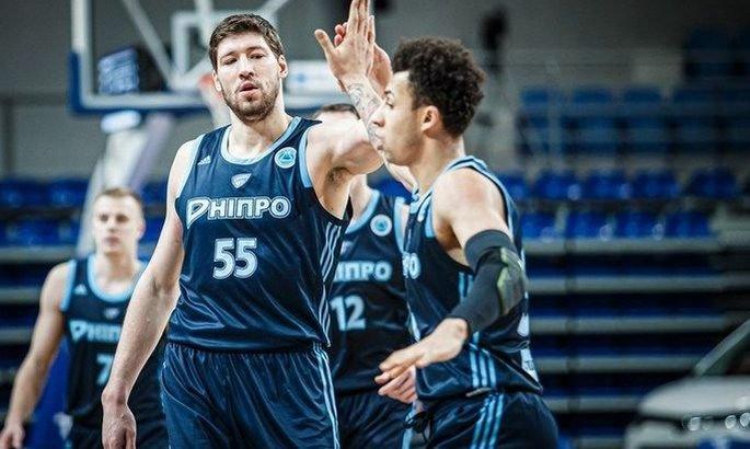 Чемпионат суперлиги: с разницей в восемь  очков Тернополь обыграл Днепр , фото-1
