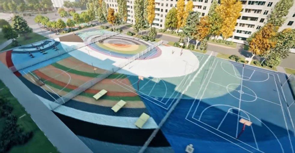 В этом году на левом берегу Днепра сделают большой скейт-парк, фото-2