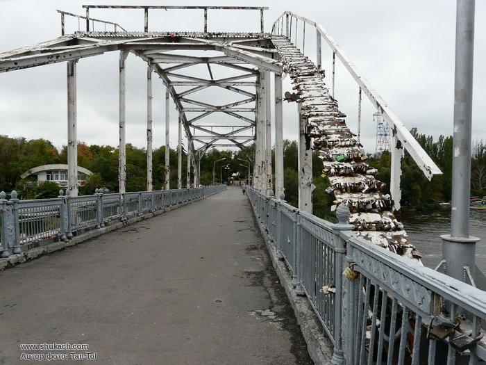 История моста, который скоро останется лишь в памяти днепрян, фото-2
