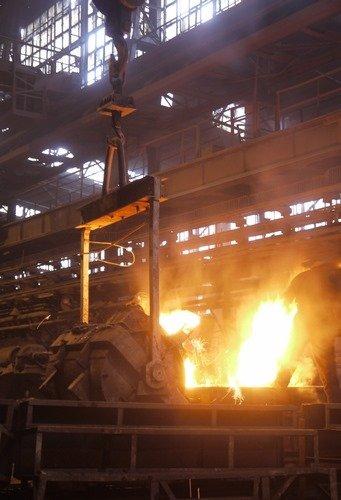 На нем отливали элементы для шахт Московского метрополитена: история одного завода Днепра, фото-3