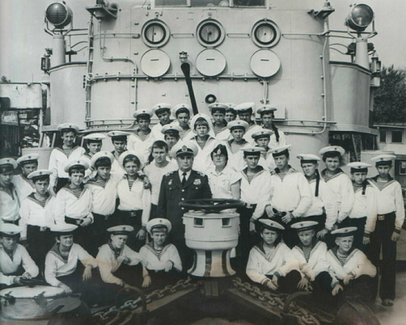 Флотилия, которой уже нет: история одного здания в Днепре, фото-5