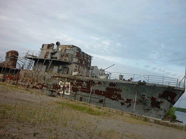 Флотилия, которой уже нет: история одного здания в Днепре, фото-16