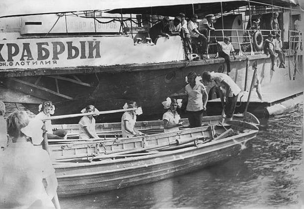 Флотилия, которой уже нет: история одного здания в Днепре, фото-9