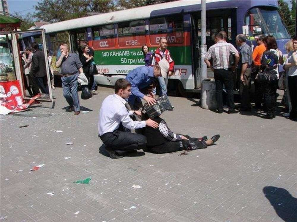 История серии взрывов в Днепре: террористы вышли на свободу, фото-1