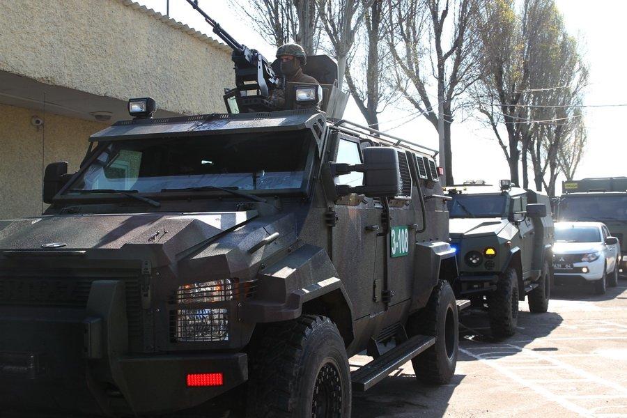 """В Днепре СБУ и военные взяли штурмом поезд с """"террористами"""": подробности, фото-1"""
