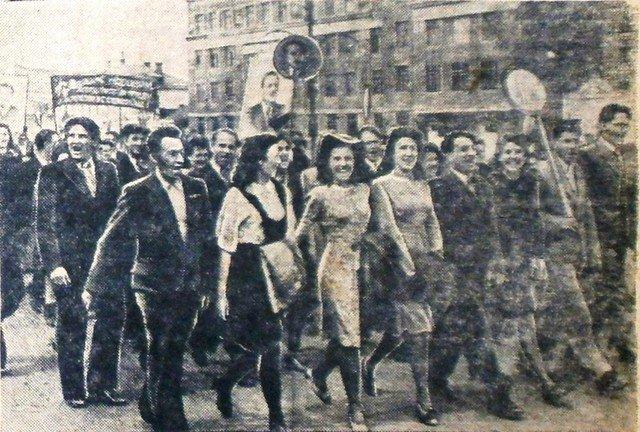 """Забастовки или масштабные гуляния: как в Днепре праздновали """"майские"""" 50 лет назад, - ФОТО, фото-3"""
