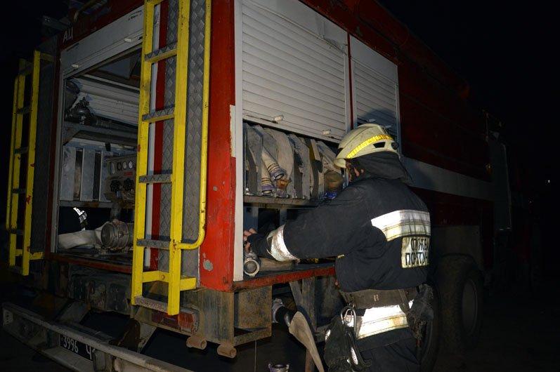 В Днепре произошел масштабный пожар на производстве: подробности, фото-4