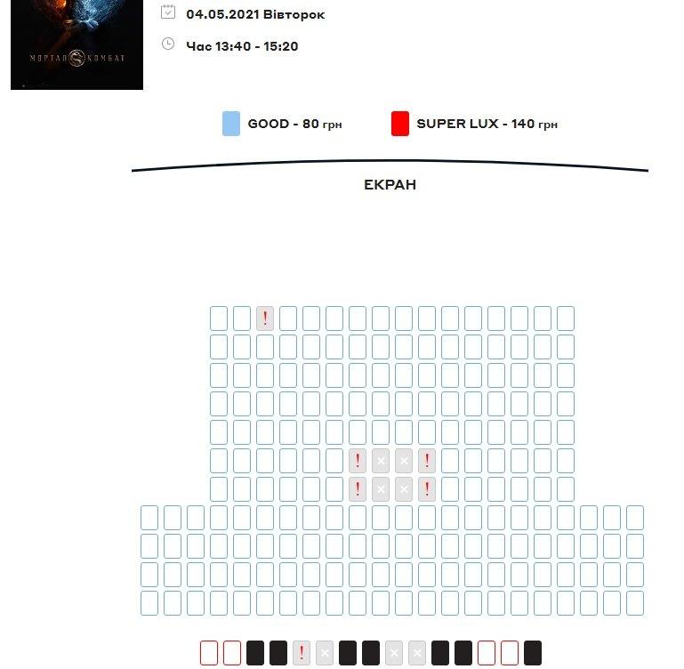Громкие премьеры доступны в кинотеатрах Днепра: ограничения и разрешения, фото-1