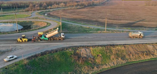 Под Днепром ремонтируют еще 75 километров трассы национального значения, фото-2