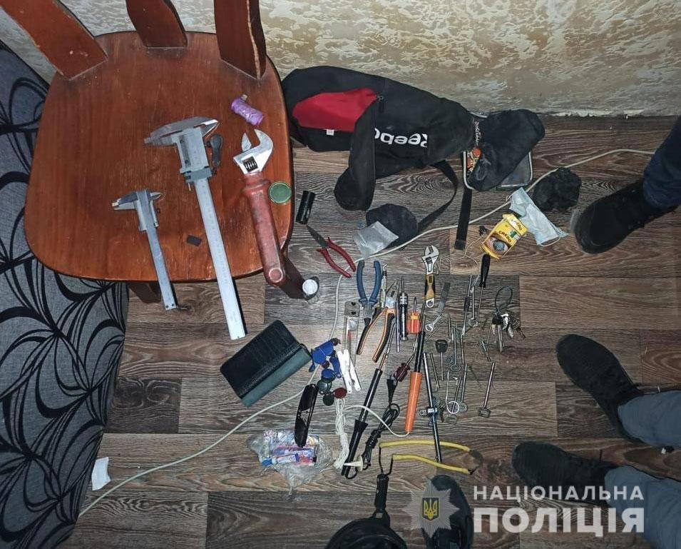 16 фактов разбоев: под Днепром задержали опасную ОПГ, фото-3