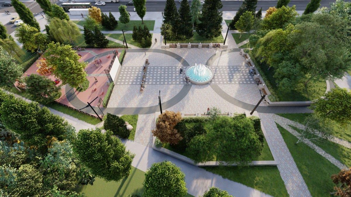 В Днепре за 20 миллионов построят новый сквер: подробности, фото-2