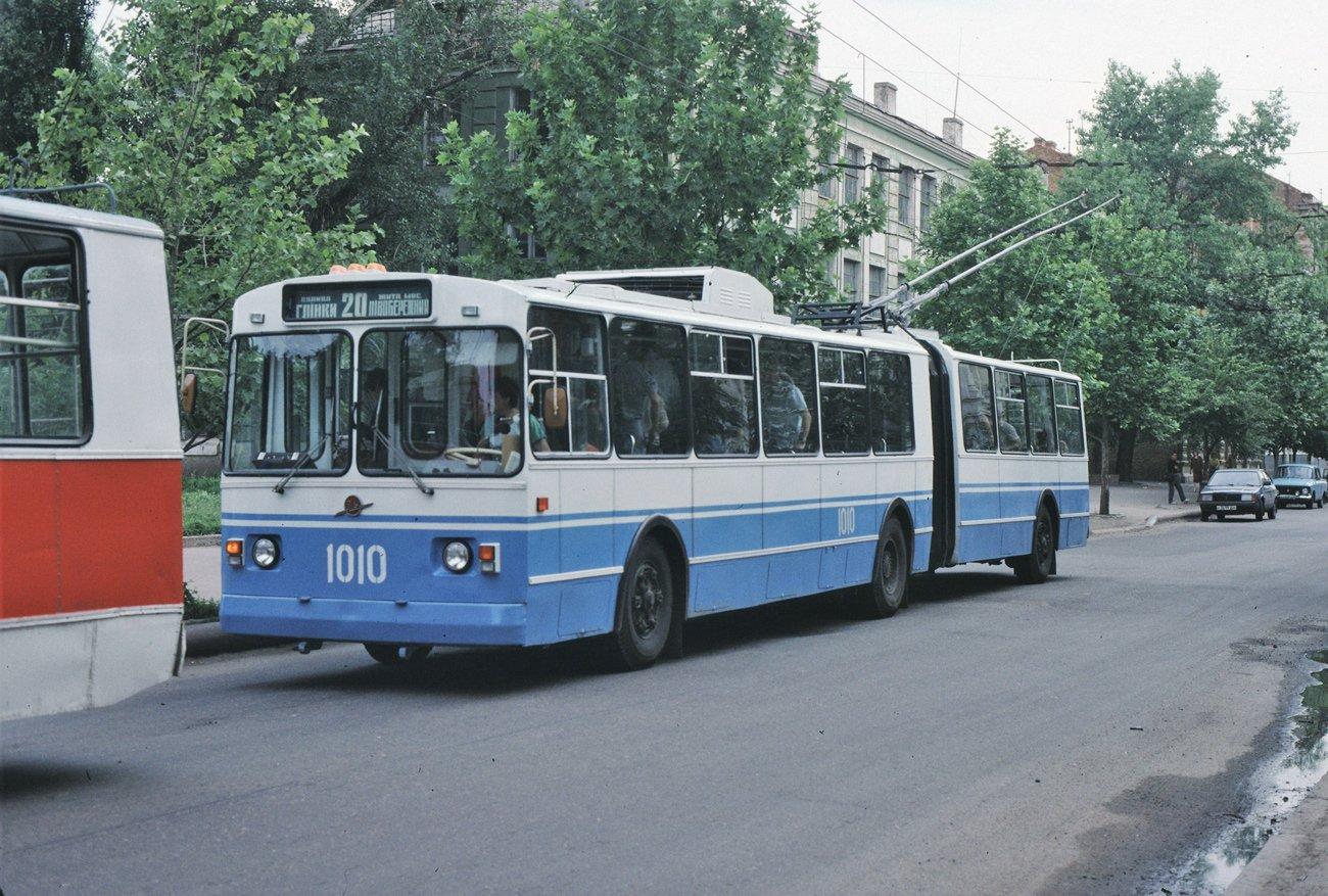 """""""Гармошки"""", ЛАЗы и """"квадратные"""" трамваи: на чем ездили днепряне в лихие 90-е, - ФОТО, фото-8"""