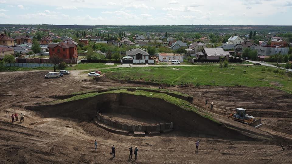 Сенсационная находка археологов: в Днепре появился свой Стоунхендж, фото-4