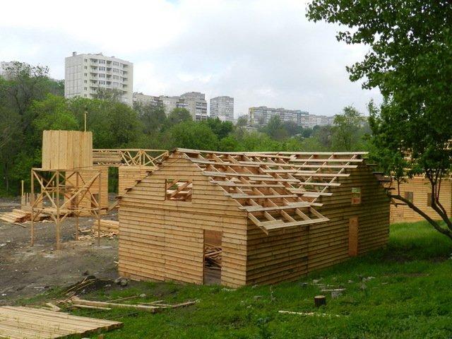 В Днепре на месте свалки строят грандиозный пейнтбольный комплекс, фото-2