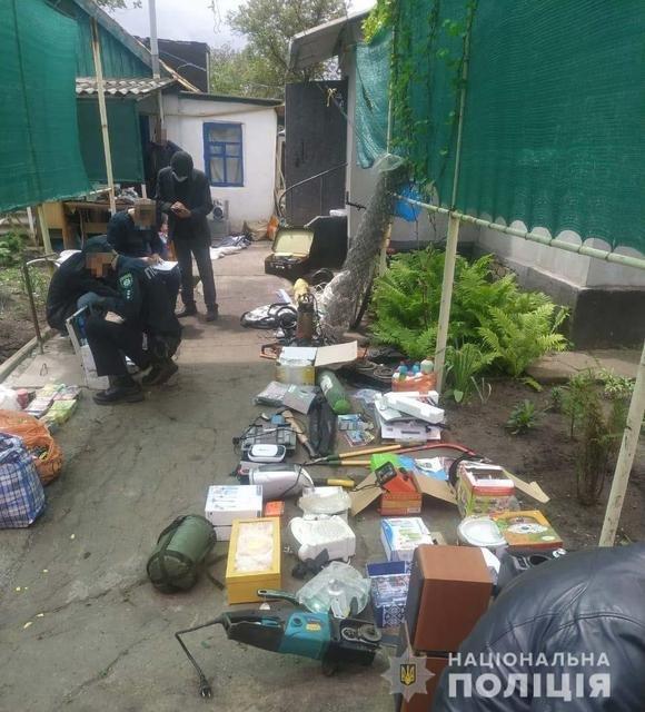 Вооруженные квартирные воры из Днепропетровщины орудовали в трех областях Украины, фото-1