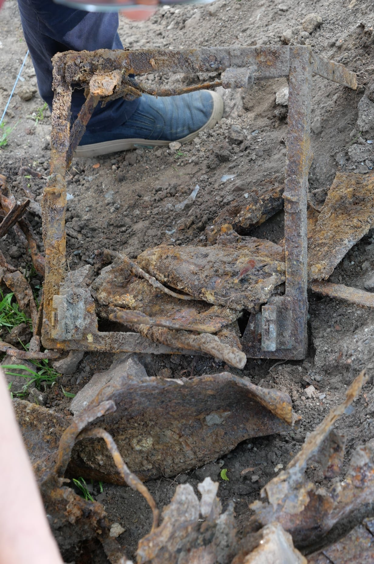 В центре Днепра проводят археологические раскопки: подробности, фото-8
