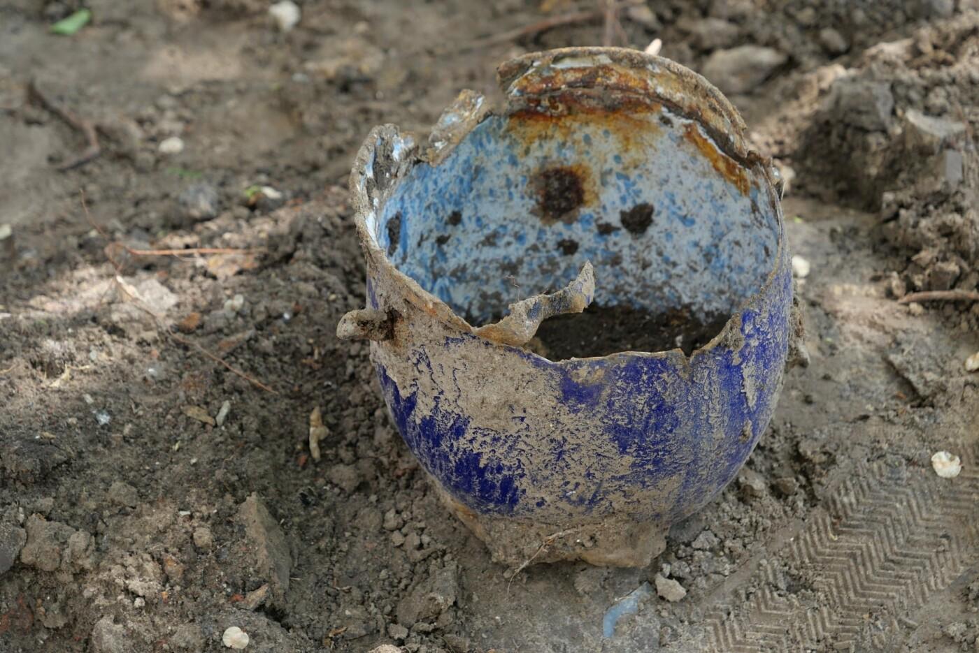 В центре Днепра проводят археологические раскопки: подробности, фото-6