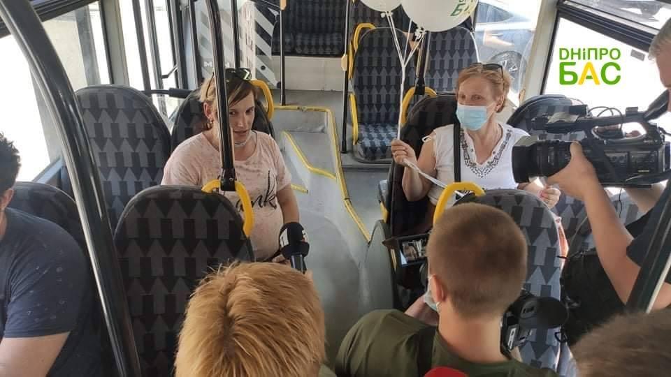 Миллионный пассажир и семейные билеты: новости городских маршрутов Днепра, фото-1