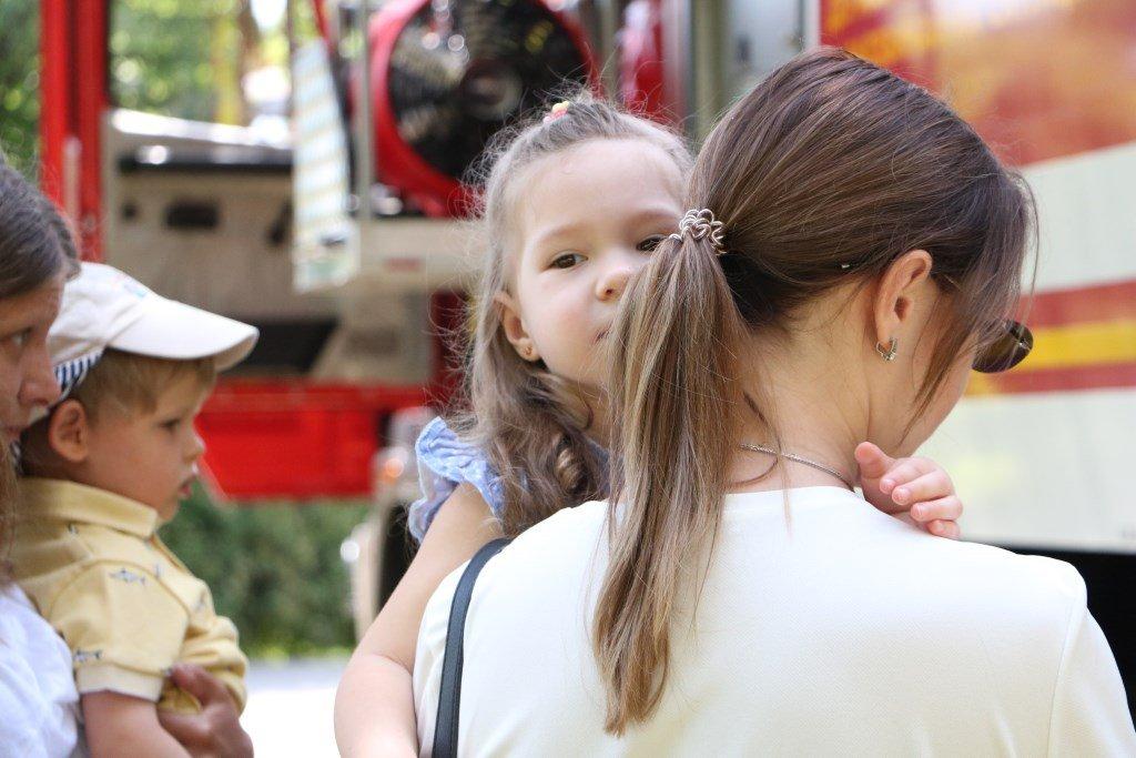 На Днепропетровщине спасатели провели масштабную благотворительную Акцию «Спасем Алису Шевчик», фото-20