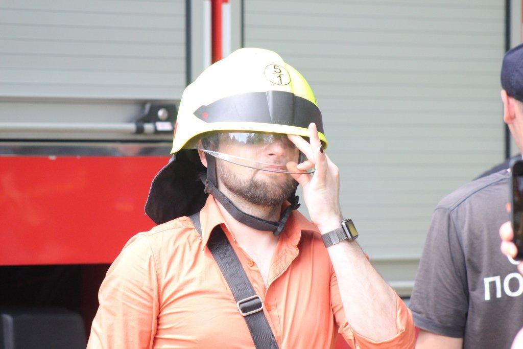 На Днепропетровщине спасатели провели масштабную благотворительную Акцию «Спасем Алису Шевчик», фото-17
