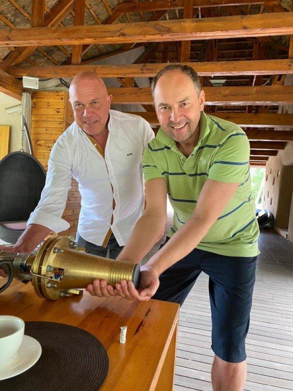 Вскоре водоемы Днепра могут очистить по инновационной немецкой системе, фото-1