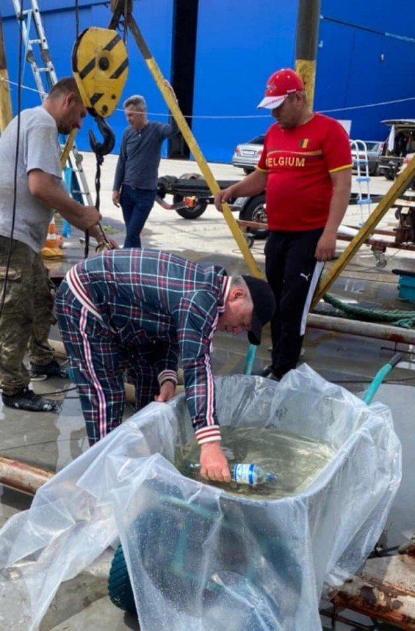 Вскоре водоемы Днепра могут очистить по инновационной немецкой системе, фото-3