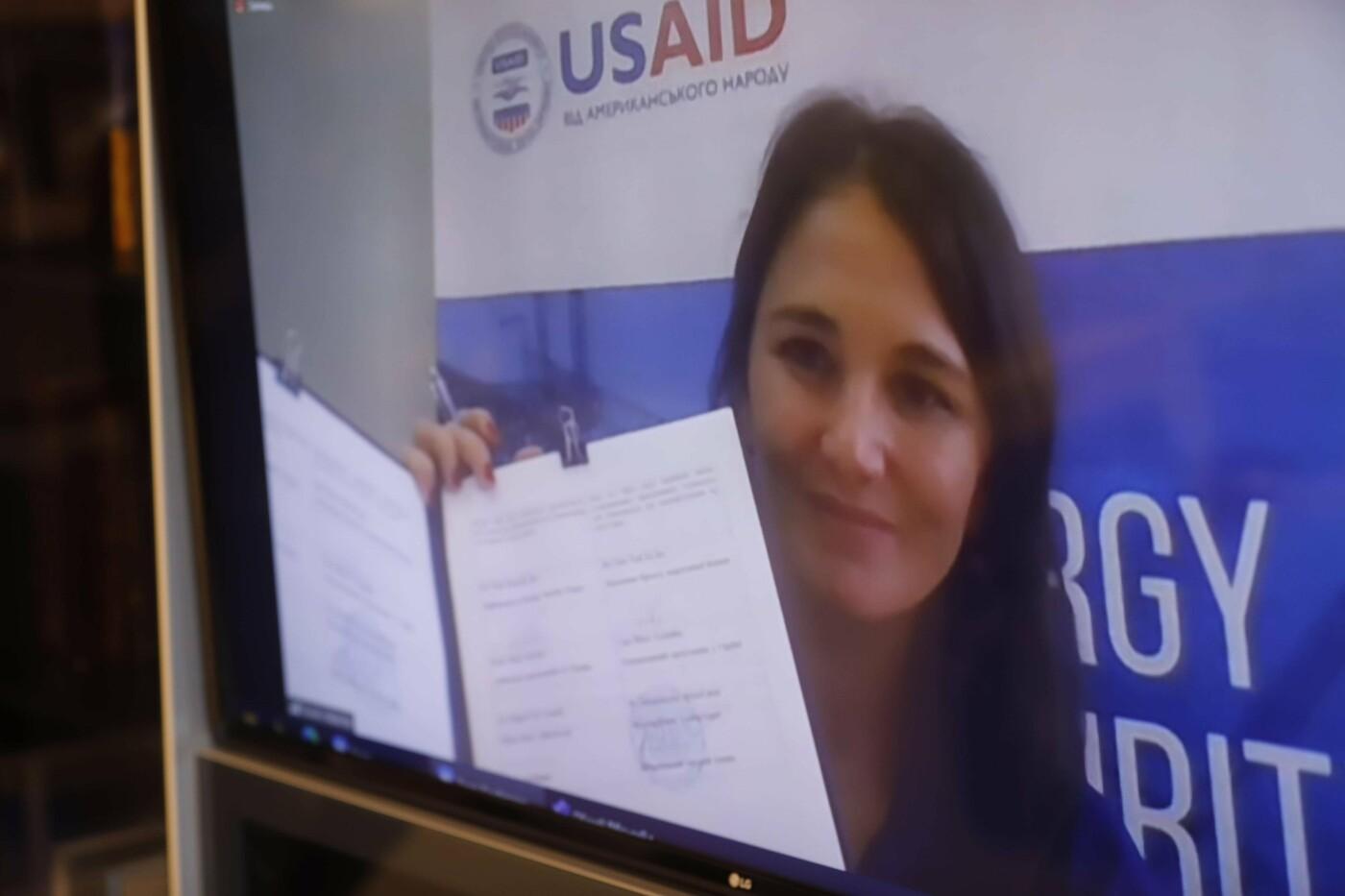 Днепр - единственный украинский миллионник, который независимое агентство США USAID выбрало для международной программы модернизации тепло..., фото-4